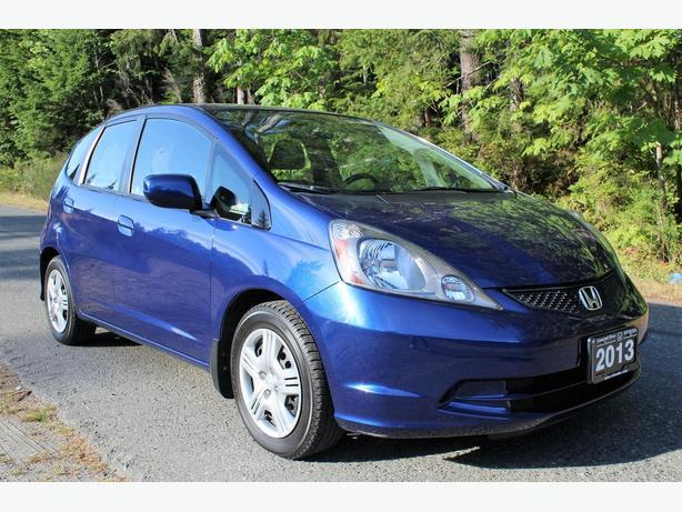 2013 honda fit lx factory warranty low kilometers for Honda factory warranty