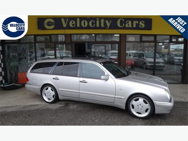 1999 Mercedez-Benz E-class E55 Wagon AMG 120Ks Leather Sun Roof