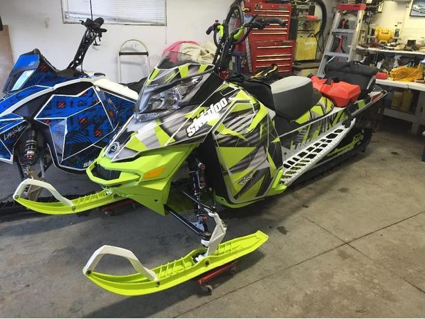 2014 Freeride 800 Etec for sale
