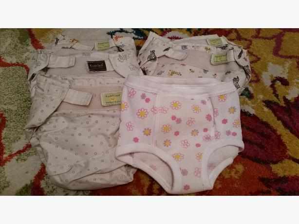 5 Kushies AIO diapers