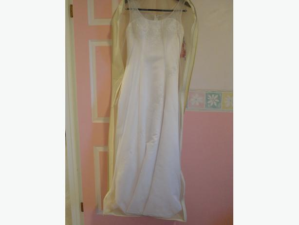 Wedding Dress (size 7 - 9)