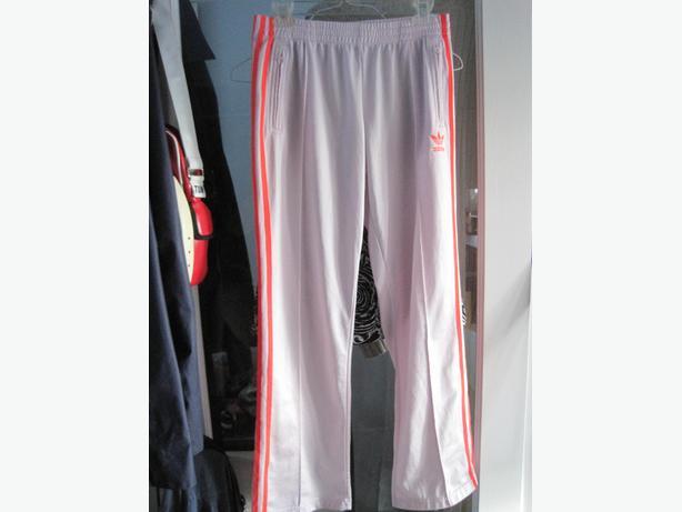New Vintage, Retro, Old School, Import Adidas Firebird Women's Gym Sweat Pants
