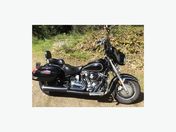 2000 Roadstar  1600cc