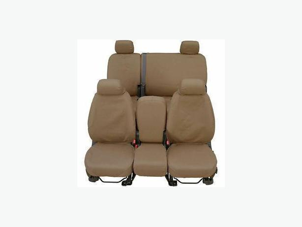 F-150 Super Crew Washable Custom Seat Covers
