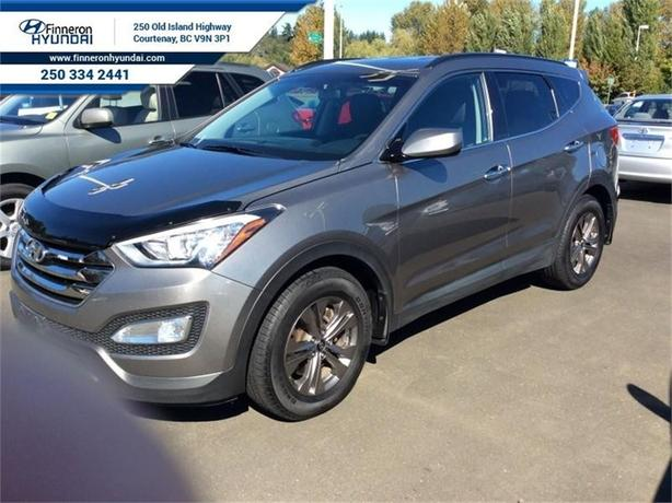 2013 Hyundai Santa Fe Sport 2.0T Premium AWD Bluetooth, Heated Front and Rear