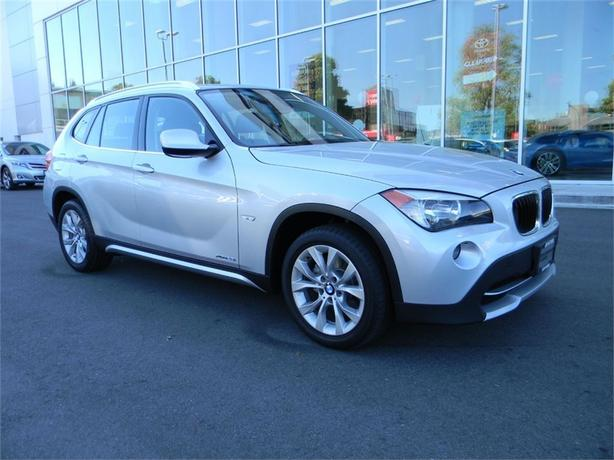 2012 BMW X1 28i Sport Package NO ACCIDENTS LOCAL B.C.