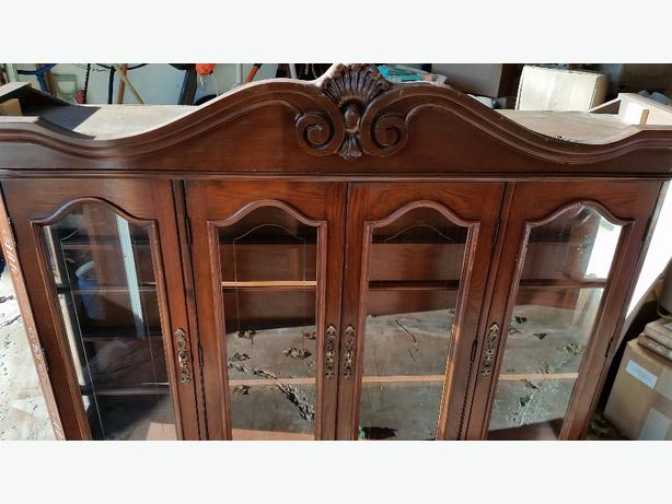 For Quick Sale  - China Cupboard