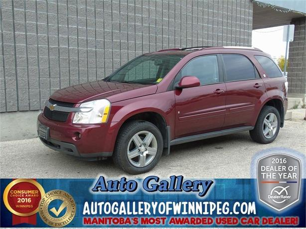 2009 Chevrolet Equinox LT*AWD/ROOF