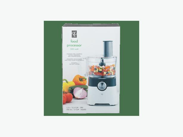 New 500Watt Food Processor