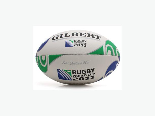 Gilbert Rugby World Cup New Zealand 2011 Ball