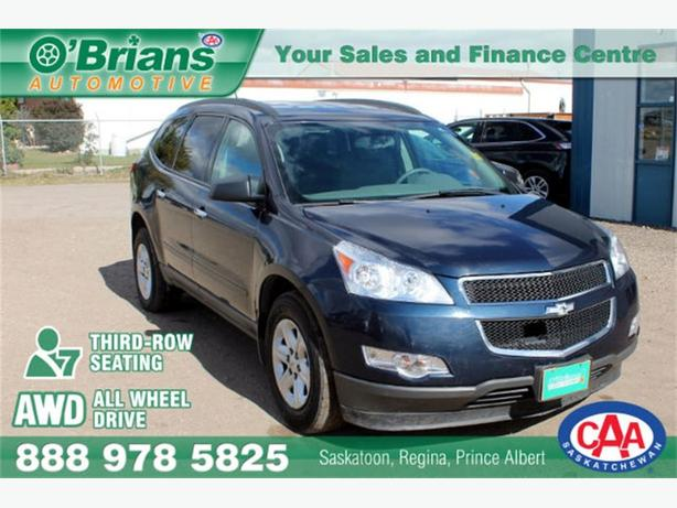 2011 Chevrolet Traverse LS - AWD 7 PASS