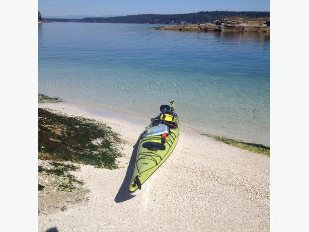 Wilderness Systems Tempest 165 Pro Sea Kayak