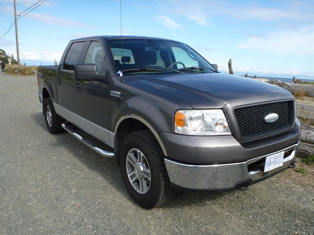 automatic 2006 ford f 150 xlt 4x4 comox courtenay comox. Black Bedroom Furniture Sets. Home Design Ideas