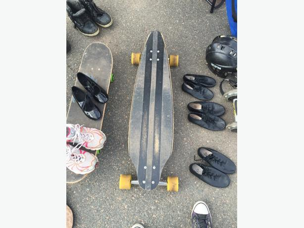 lawnboard with good wheels
