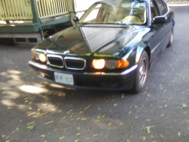 2003 BMW 740iL
