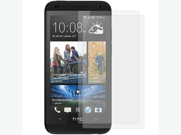 New Clear Screen Protector Guard Cover Film For HTC Desire 601