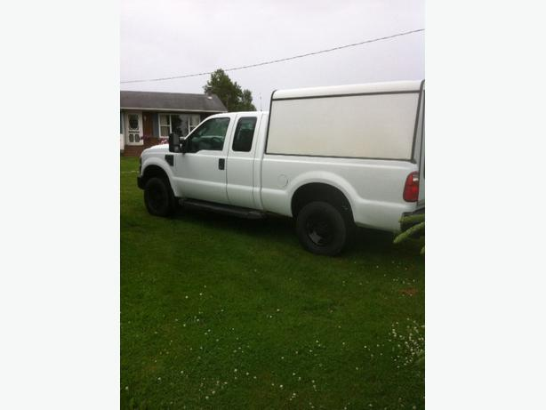2008 f250 super duty ext cab 4x4