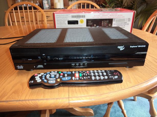 Rogers HD PVR Digital Box (160 GB)