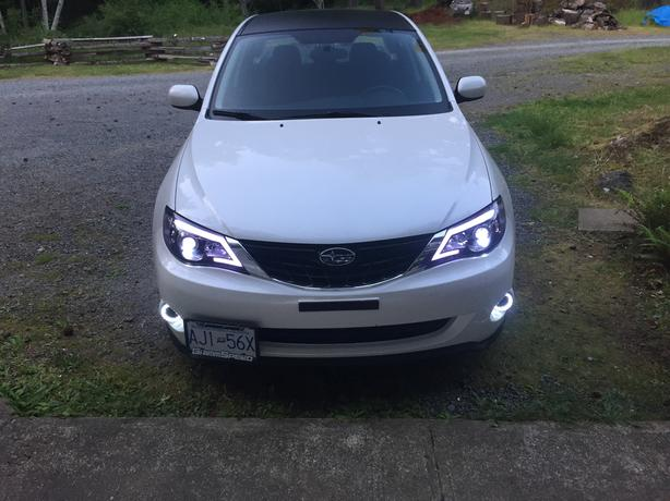 13000 OBO 2009 Subaru Impreza 4 Door Sedan