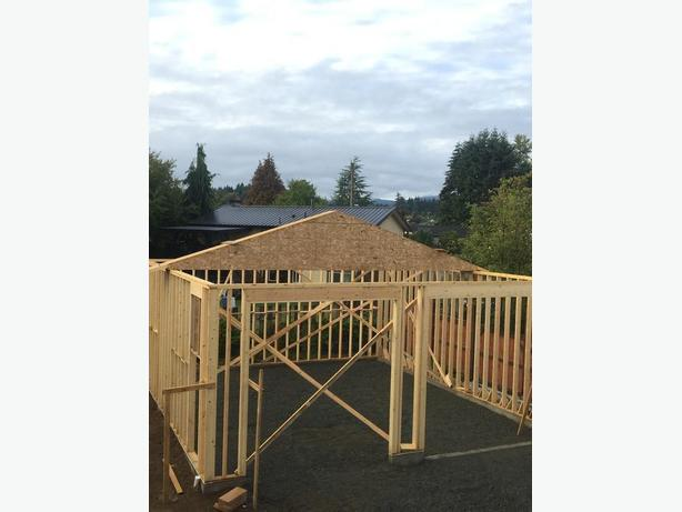 Trusses for 28' Wide, 4/12 Pitch