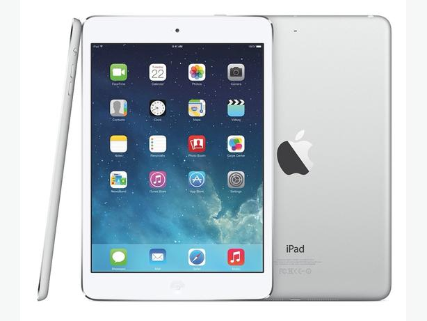 iPad Air 16GB White WiFi - Like New