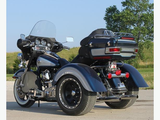 NEW Harley Davidson Tour Models Trike Conversion