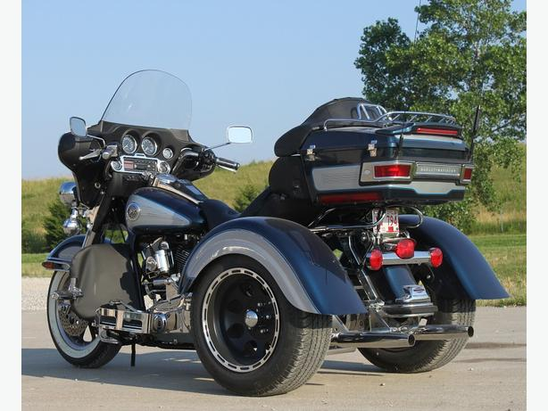 NEW Harley Davidson Tour Models Trike Conversion