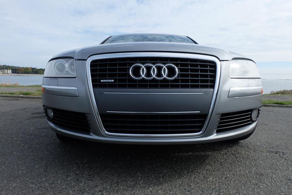 Audi A8l Premium Luxury 4 Dr Sedan Rare Victoria City