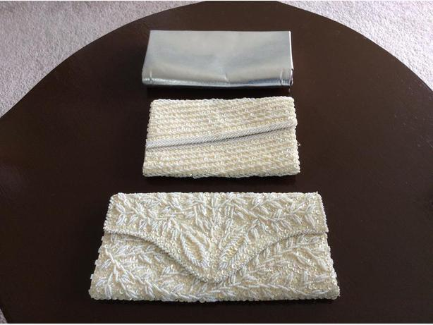 BEAUTIFUL BEADED EVENING BAGS