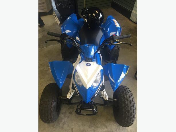 2016 YOUTH POLARIS OUTLAW 110 ATV