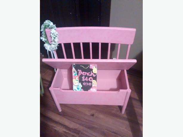 kids shoe Bench
