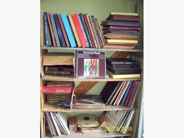 Classical Music - 60 vinyl records
