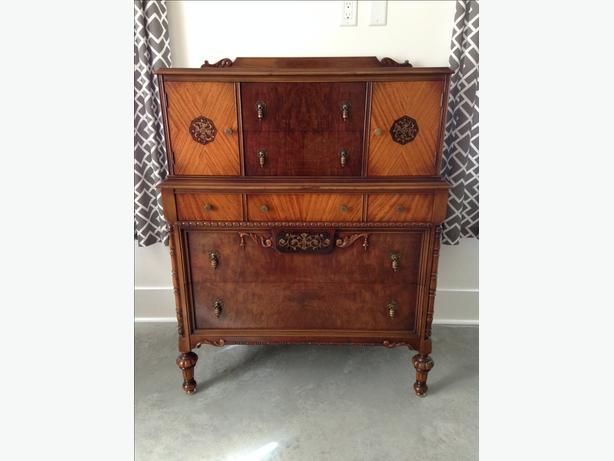 Antique Dresser Suite Malcolm Better-Built