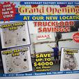 HURRY...GRAND OPENING HOT TUB SPECIALS ON NOW!!