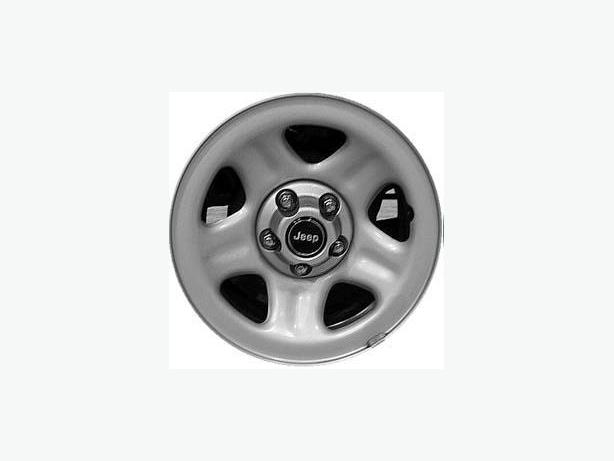 WANTED: A 15 inch Steel Jeep Wheel