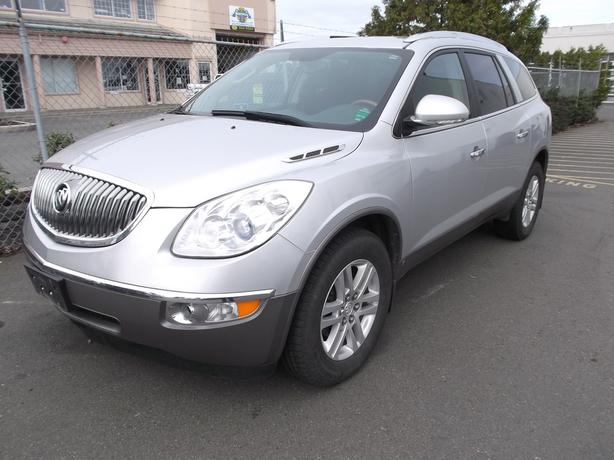 2009 BUICK ENCLAVE 8 PASSENGER FOR SALE