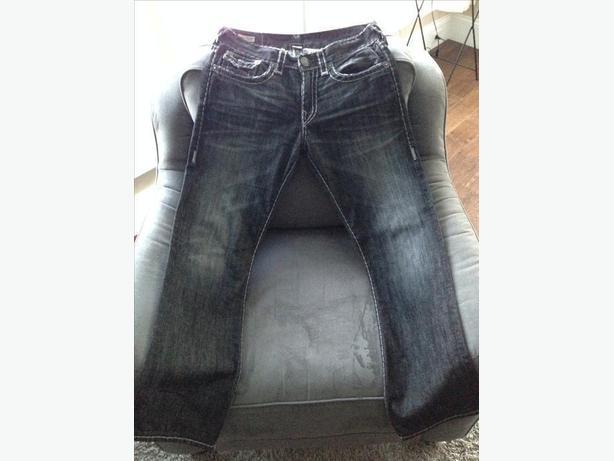 Like New Men's True Religion Jeans