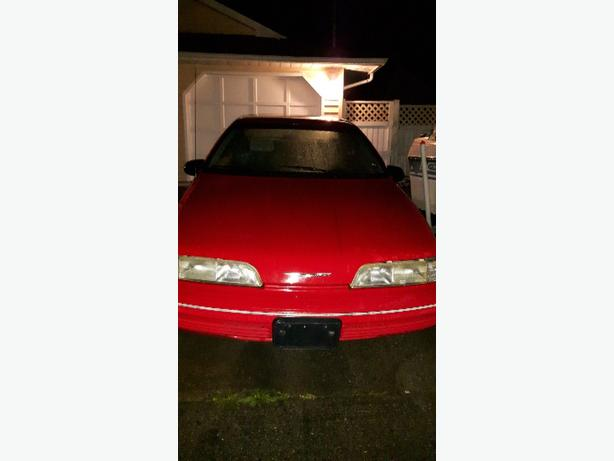 92 ford thunderbird