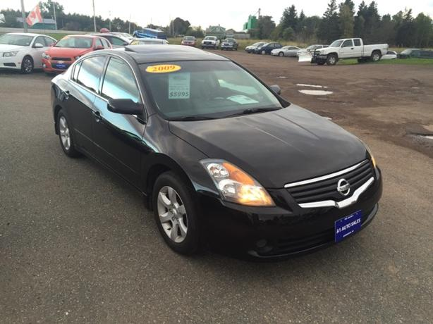 2009 Nissan Altima 2.5 S MUST SEE BEAUTIFUL CAR FULLY LOADE