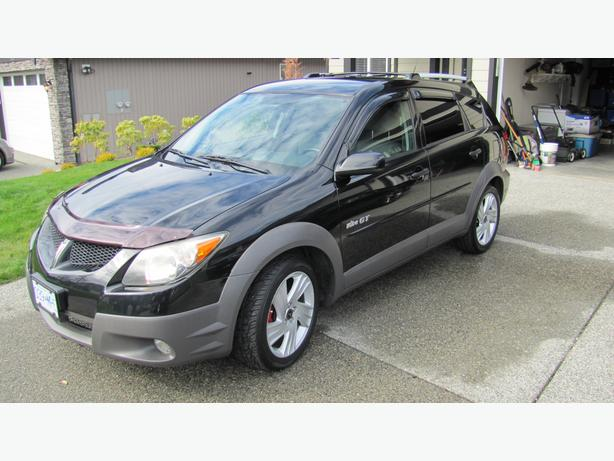 2003 pontiac vibe gt on hold west shore langford. Black Bedroom Furniture Sets. Home Design Ideas