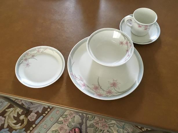 Dishes Creative Pattern Fine China