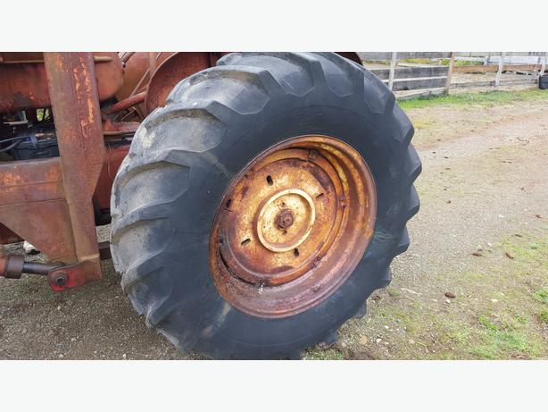 WANTED: WANTED: Pair of 16.9x30 tractor tires.