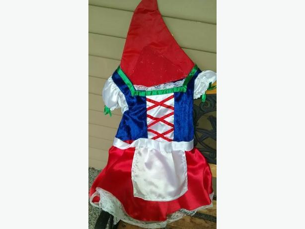 KNOME COSTUME WITH HAT