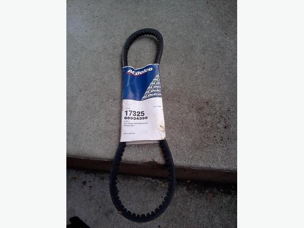 Bmw e30 325i air conditioning belt