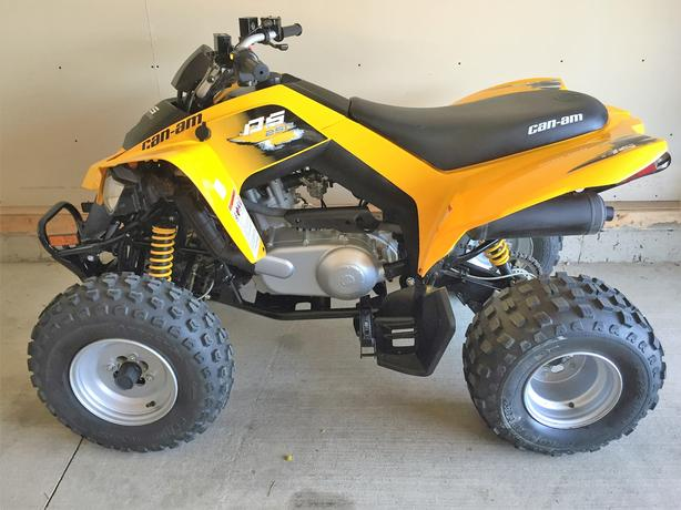2014 CAN AM DS 250