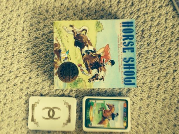 HORSE CARD GAME