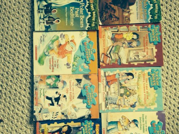 CHILDREN'S SOFT COVER BOOKs