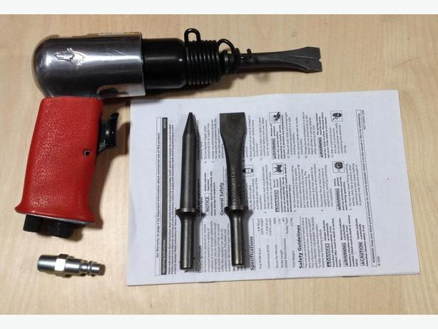 """Husky"" Air Hammer, Model HDT103 – Brand New"
