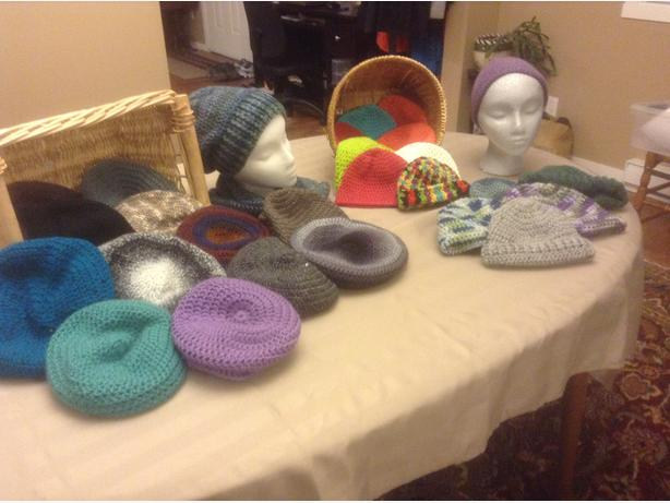 Hand Crocheted Hats
