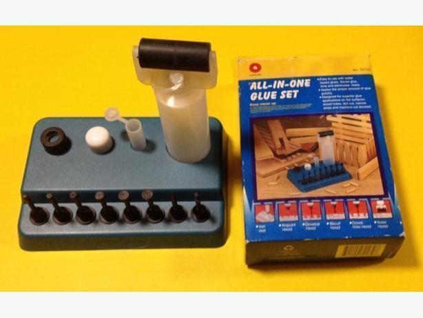 """""""LeMore"""" Multi-Purpose Glue Applicator Kit 30132 – Brand New in Box"""